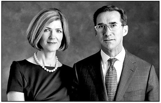 Omaha couple being honored for their support of arts, humanities