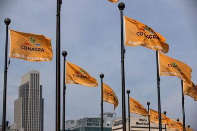 Conagra Brands flags