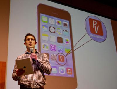Technology ideas bloom at Creighton's 3 Day Startup