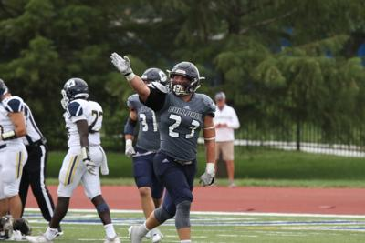 Concordia's Lane Napier earns defensive honor by piling up tackles