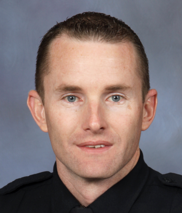 Officer Joshua Atkinson