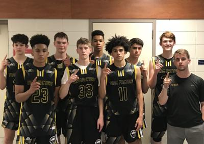 AAU Recap May 13 Chucky Hepburn Lifts Team Factory 15U To Battle At The Lakes Title
