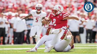 Huskers offense