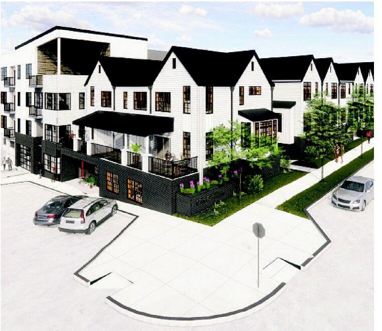 Little bohemia 'has arrived' with new apartment complex
