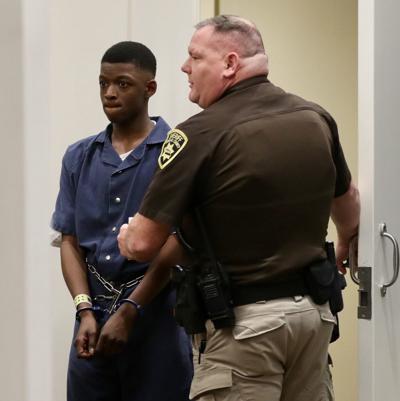 14-year-old accused in killing appears in court