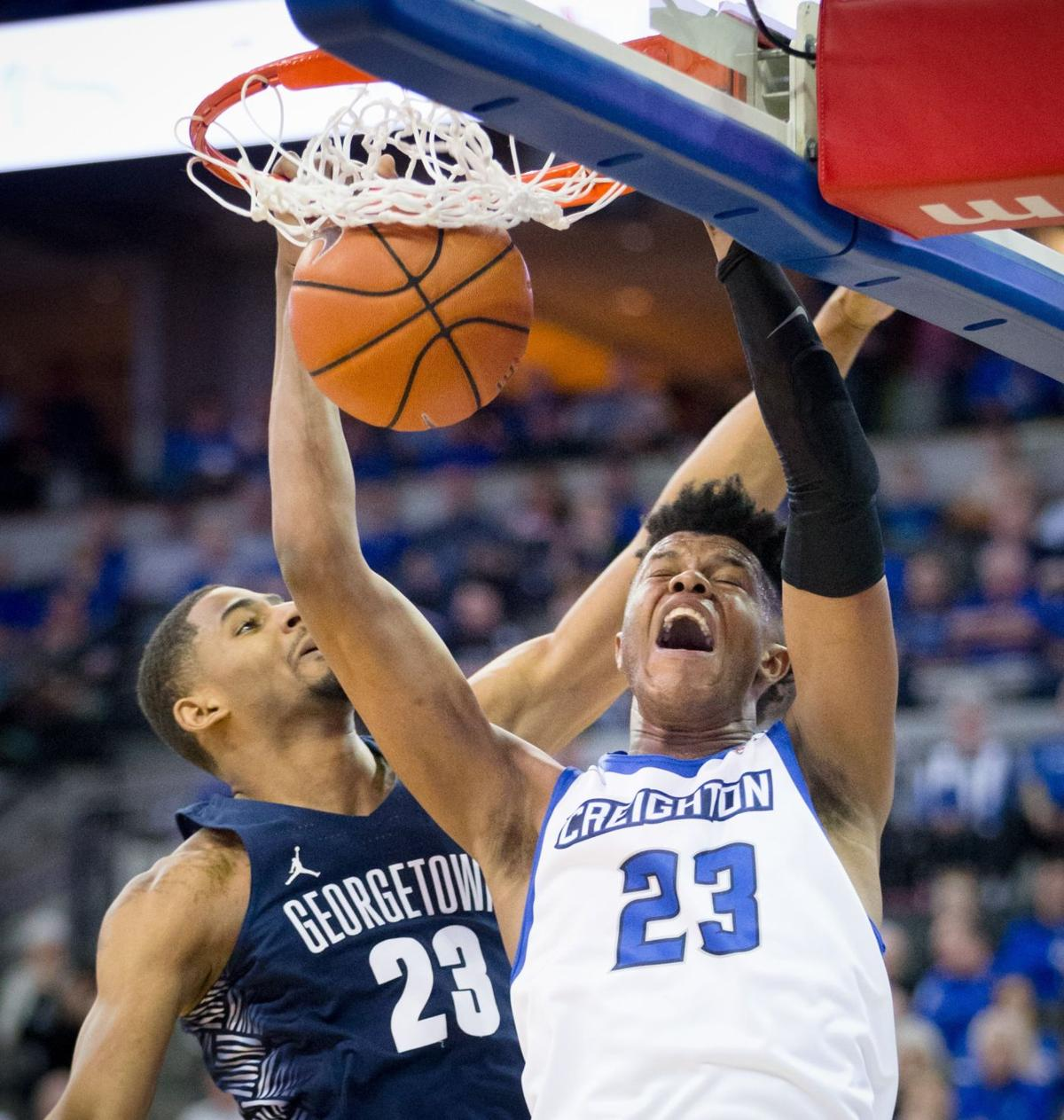 Report Creightons Justin Patton To Enter NBA Draft Hire An Agent