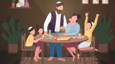 Pandemic Hanukkah