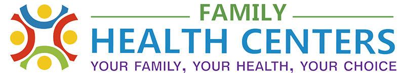 FAMILY HEALTH CENTERS LOGO