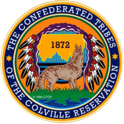 colville tribal logo