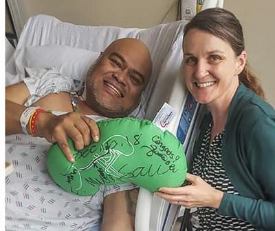 Tonasket man receives miracle
