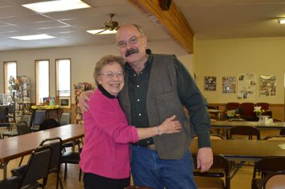 Kretz visits with area seniors in north county