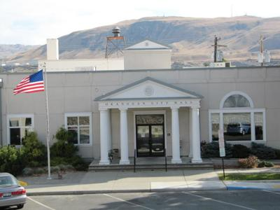 Okanogan city hall