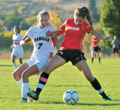 Goals by Sanchezs power Brewster to soccer win over Omak