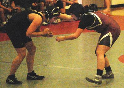Wrestling: Tonasket wins mix-and-match