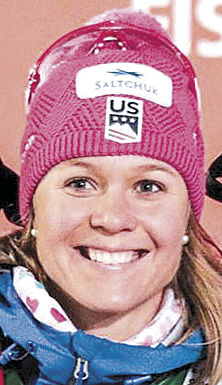 Sadie Bjornsen captures cross country skiing silver in Finland