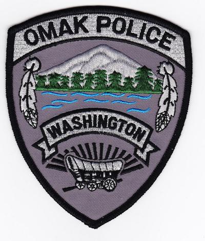omak police patch