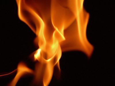 Fire blackens acreage north of Omak