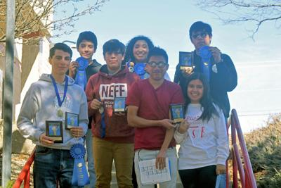 Brewster students top math competition, advance to state