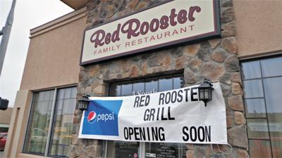 Red Rooster Grill aims to open February