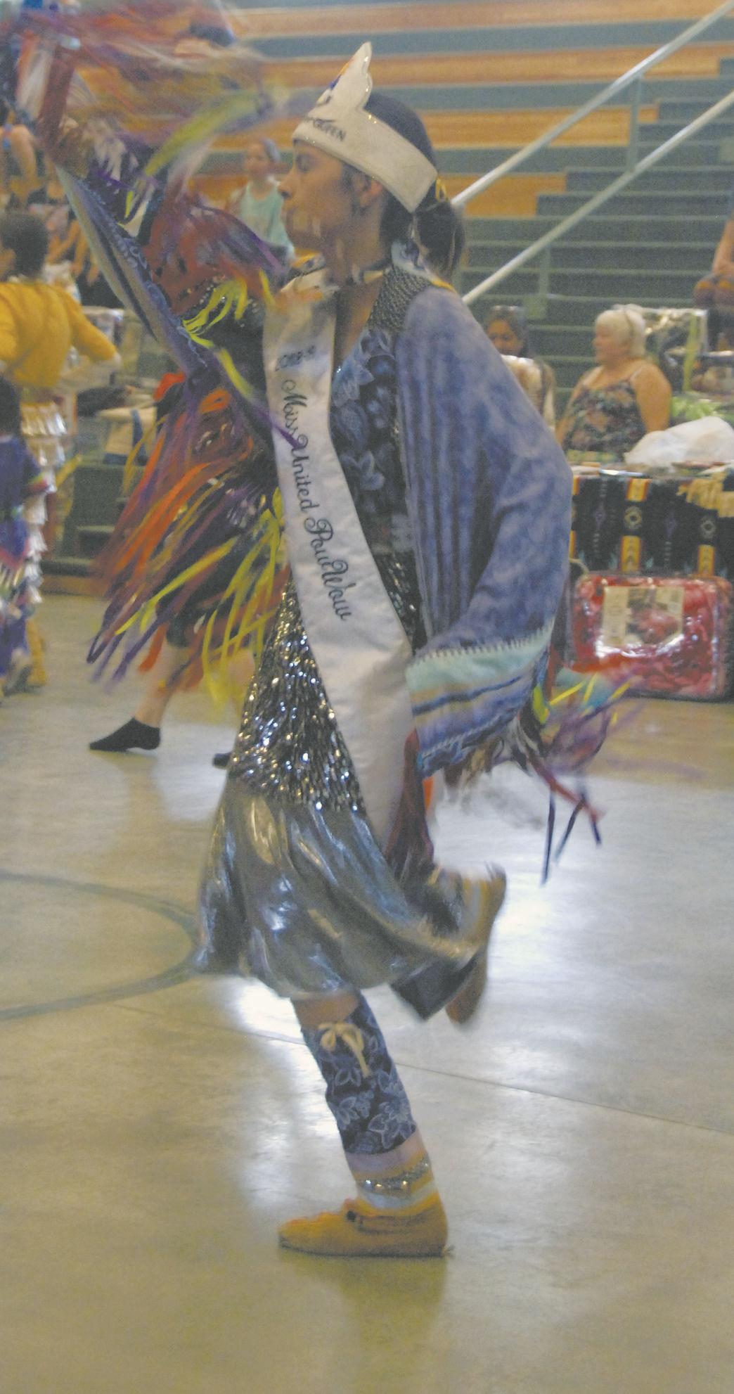 Powwow princess