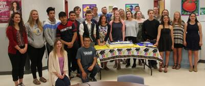 Oroville students receive awards to end school year