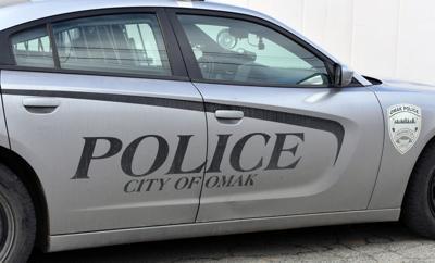 omak police car