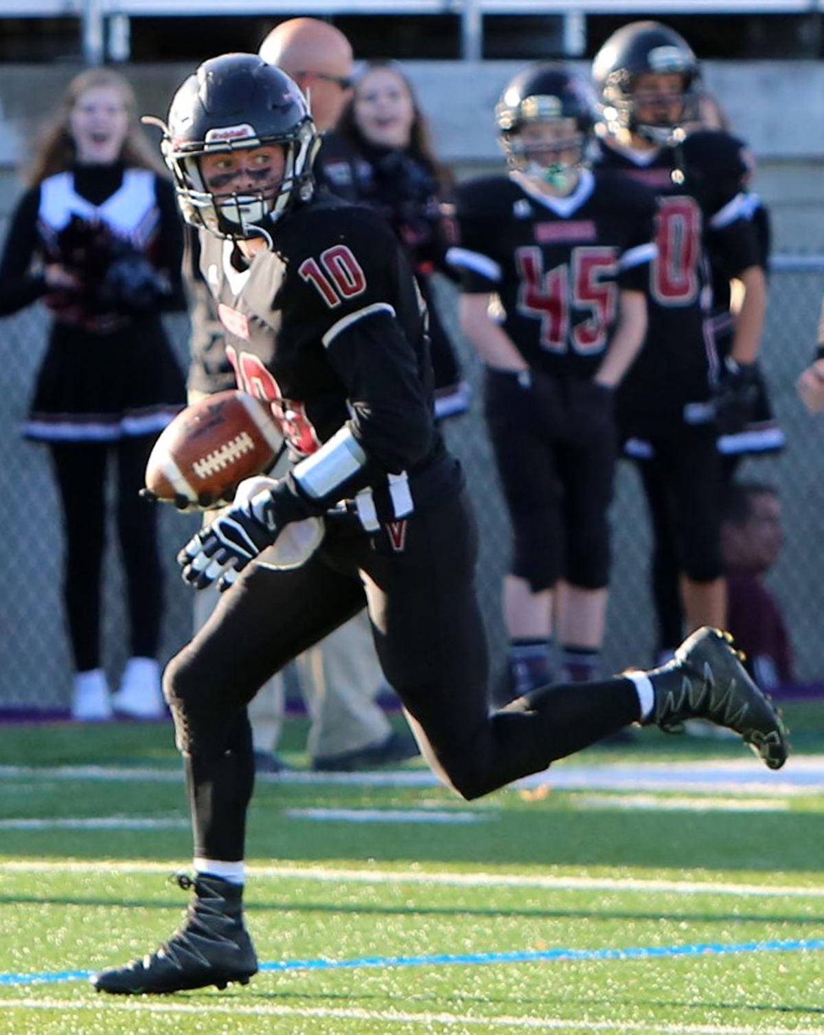 VIEW FROM THE SIDELINES: WIAA names Loomis best in 1B