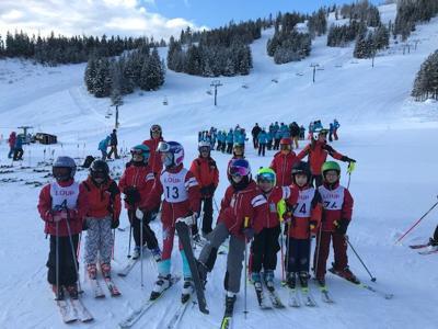 loup ski team