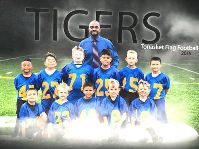 Tonasket Tigers flag football team