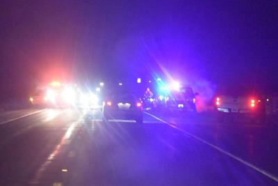 Minor injuries reported in Tonasket wreck