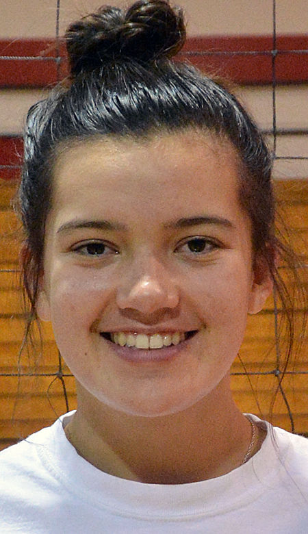 VIEW FROM THE SIDELINES: Boesel, Wright named to all-state volleyball