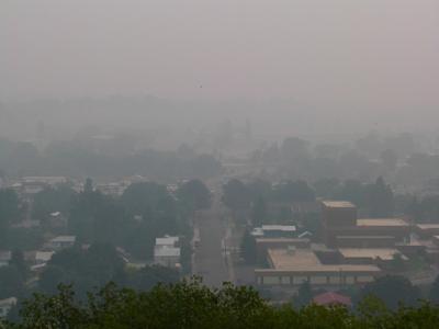 EPA:Wildfire smoke poses a health threat