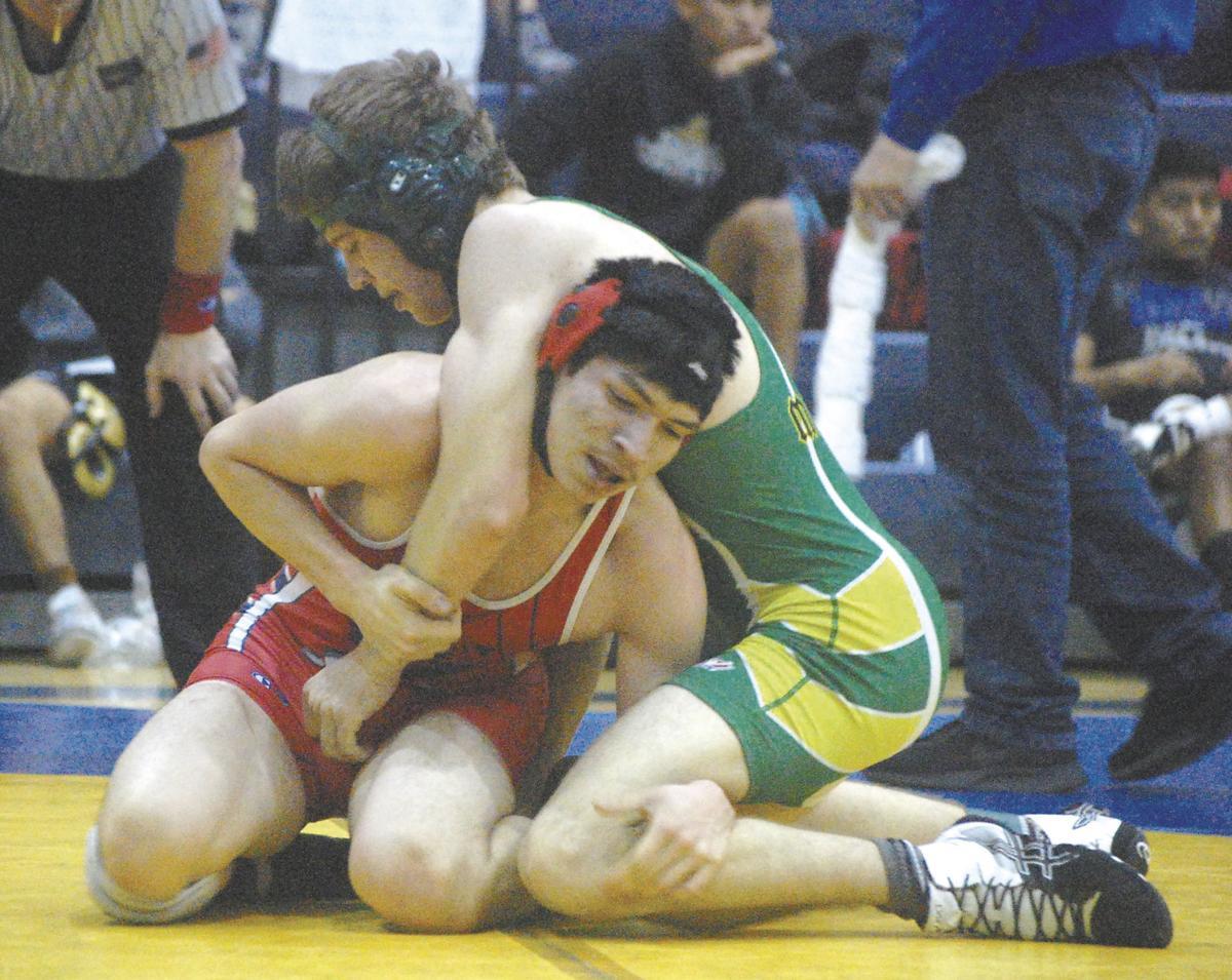 Wrestling: Tonasket claims Apple Pie championship