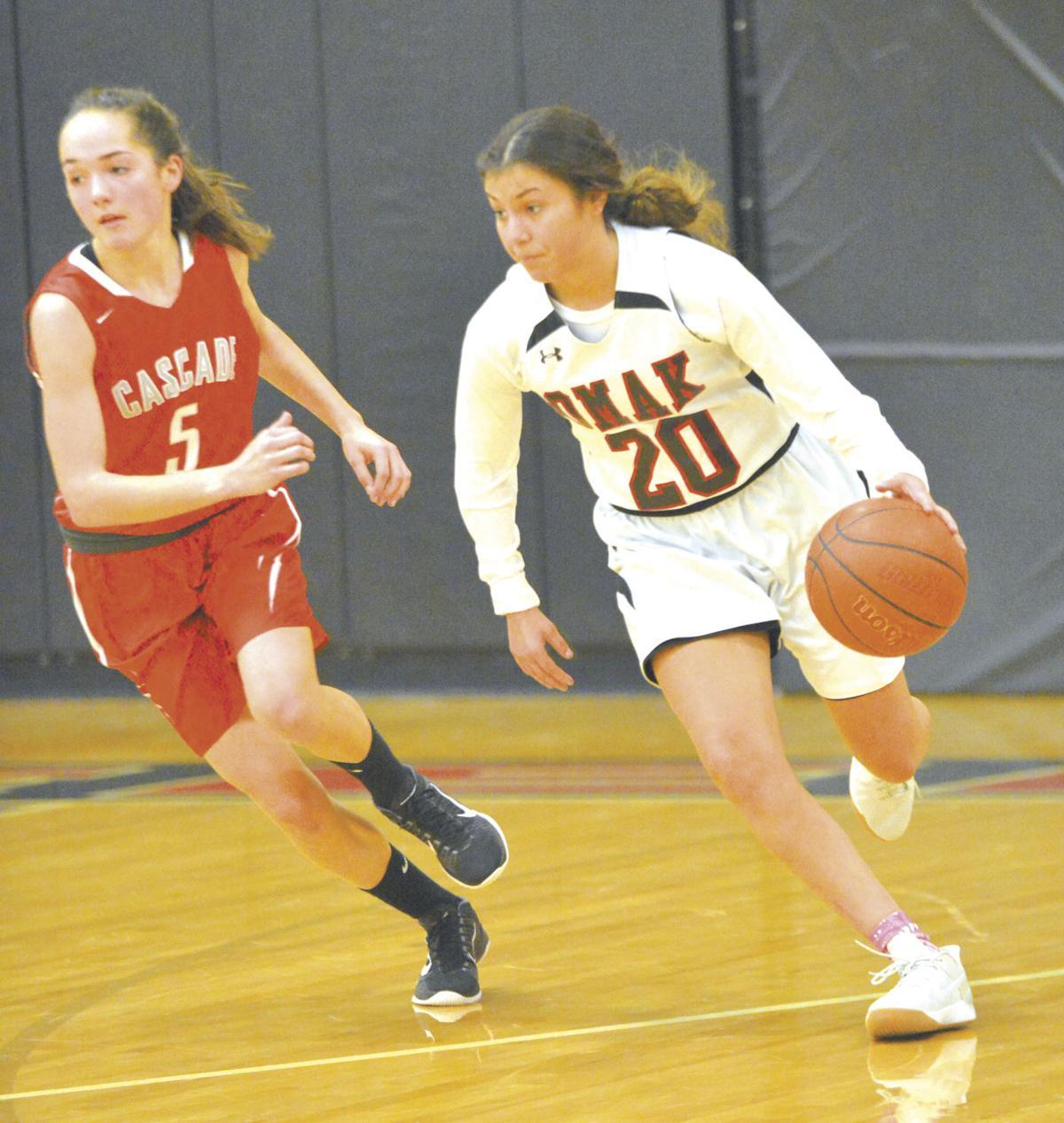 Girls' basketball: Okanogan hands Brewster first loss