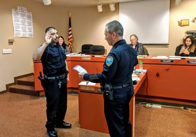 Tonasket gets new police officer