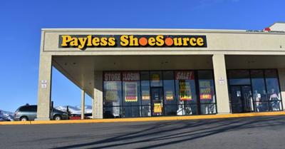 Payless ShoeSource closing U.S. stores