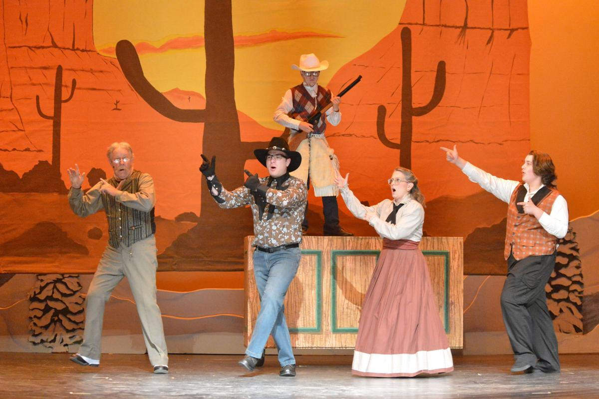 A Christmas Story The Musical.A Christmas Story The Musical Lifestyle Omakchronicle Com