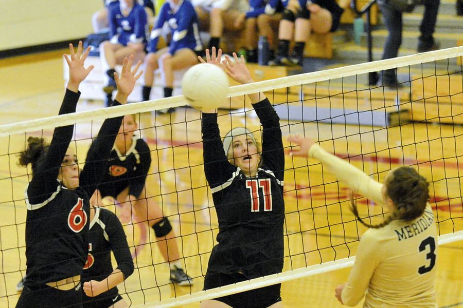 Brewster, Pateros volleyball teams compete in SunDome