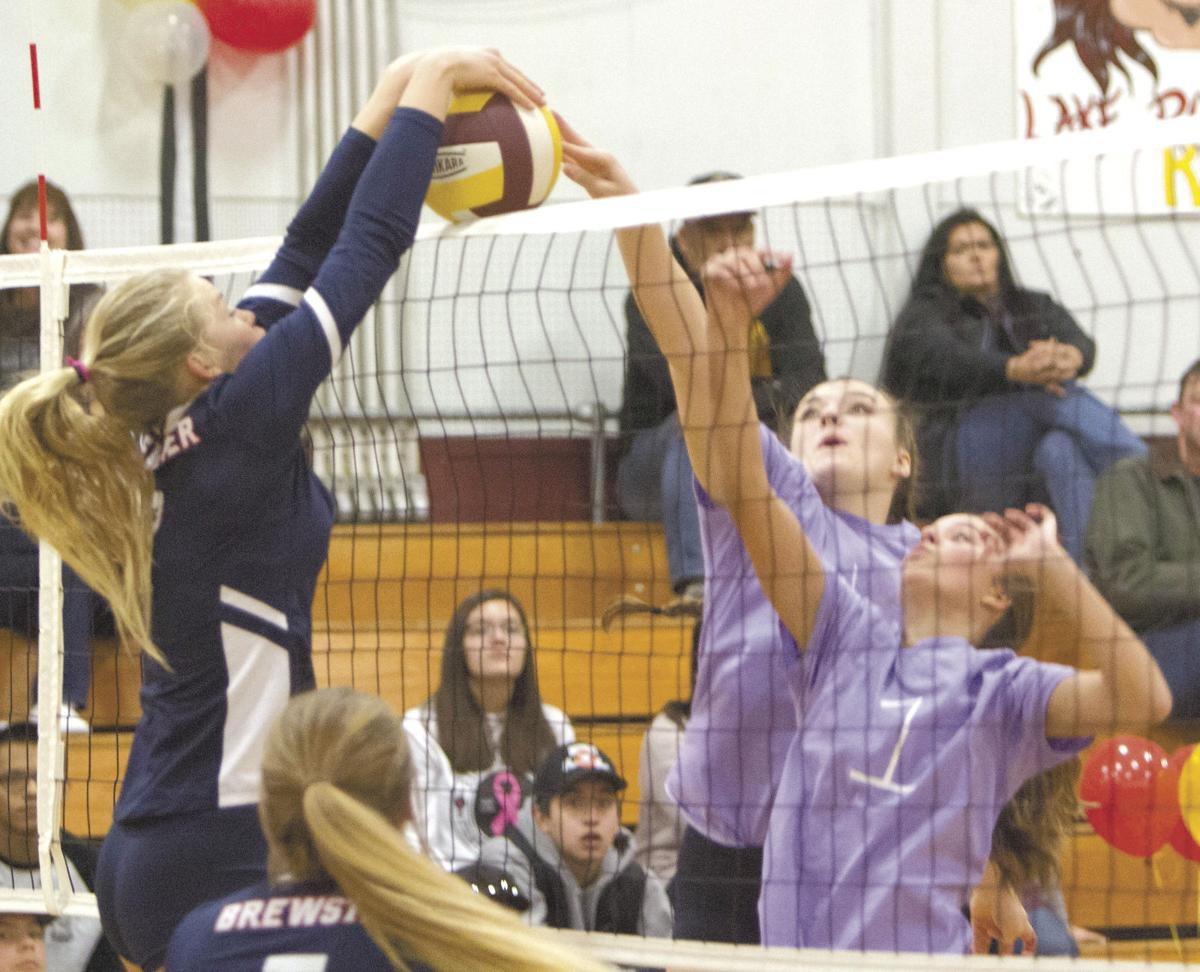 Omak volleyball nails down Pateros tournament victory