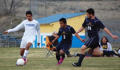 Tuesday boys soccer scores