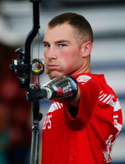 Gilman earns multiple medals