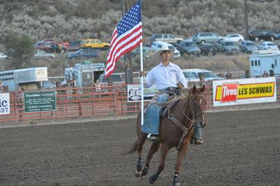 Horses, riders trot off with fair accolades