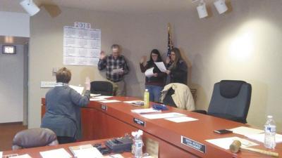 Tonasket mayor sworn into office