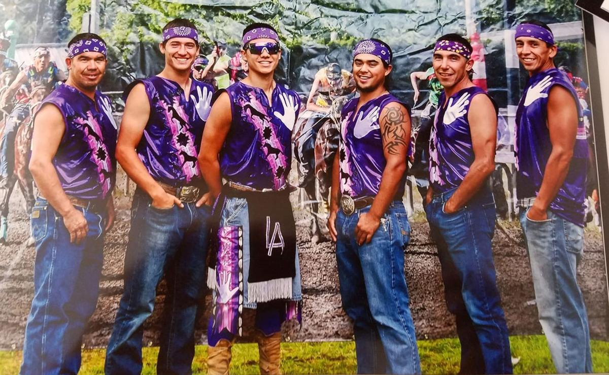 Abrahamson team places second at Muckleshoot Gold Cup Indian Relay Races
