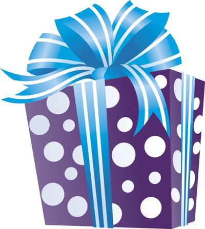 gift purple