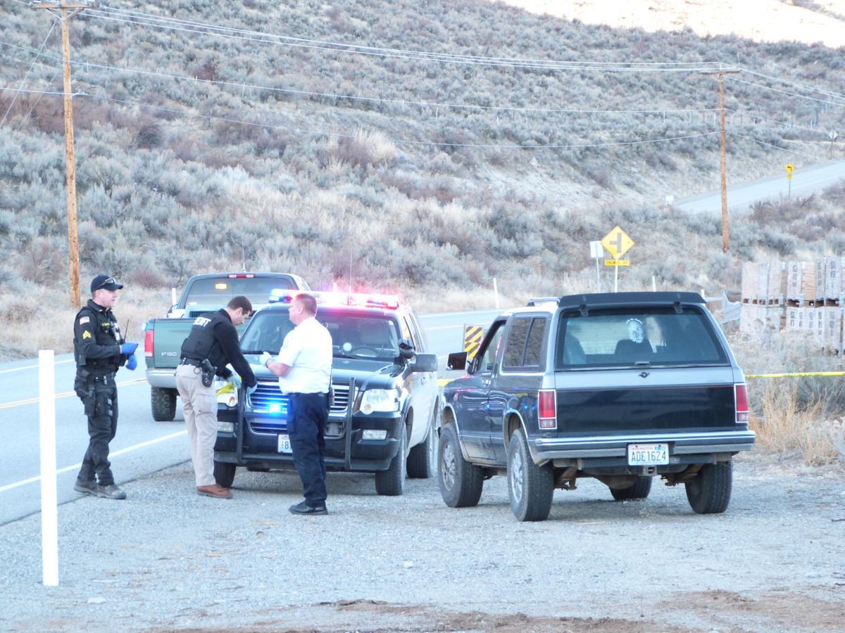 Shooter, victim identified