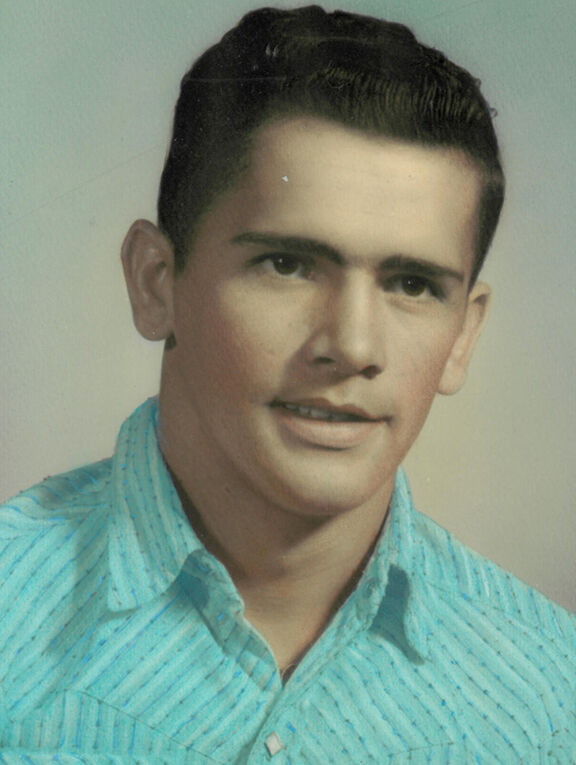 Donald Calentine Sr.young