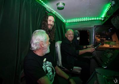 Riding along with Cheech and Chong