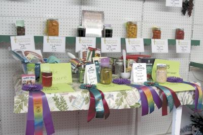 Locals receive awards at Waterville Fair