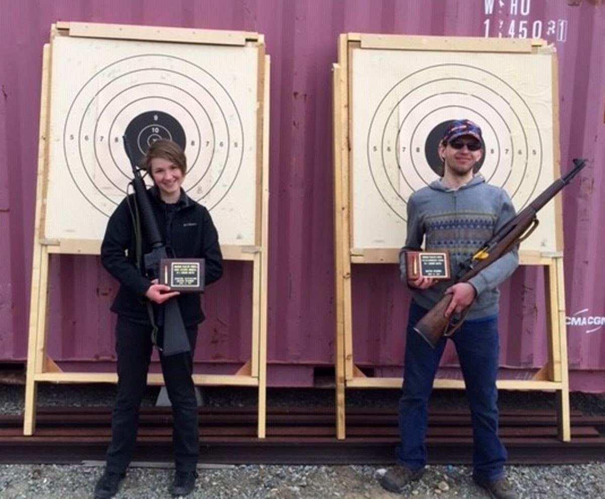 Service rifle winners